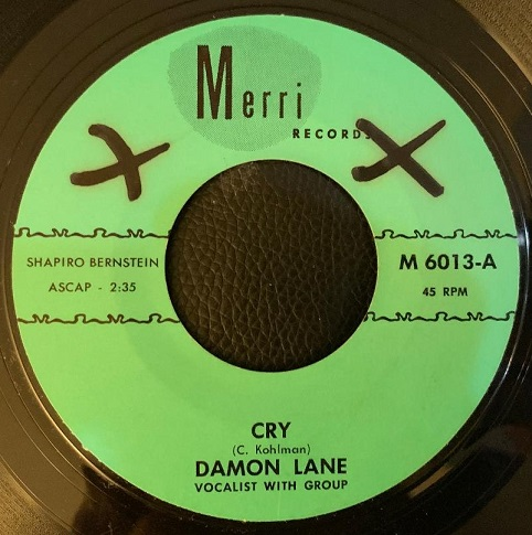 Damon Lane(pre-Damon The Gypsy)