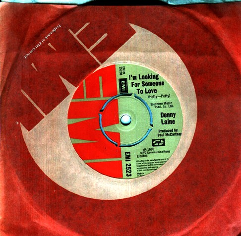 (Beatles)Denny Laine