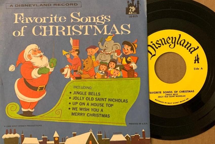 Disney Christmas EP