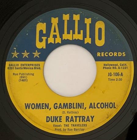 Duke Rattray