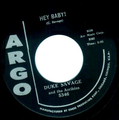 Duke Savage & The Arribins
