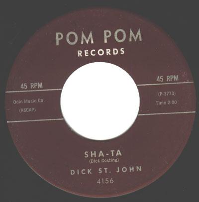 Dick St. John