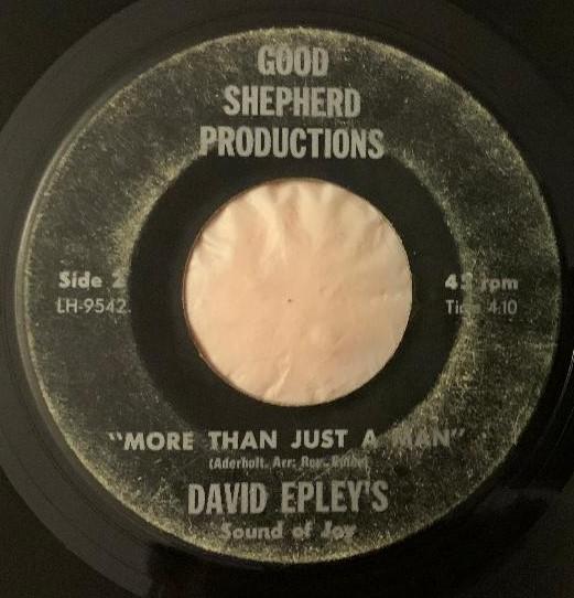 David Epley's Sound Of Joy 