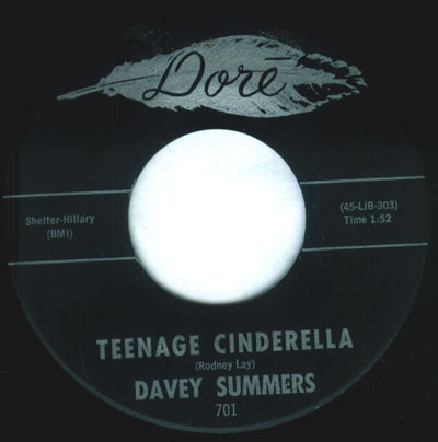 Davey Summers