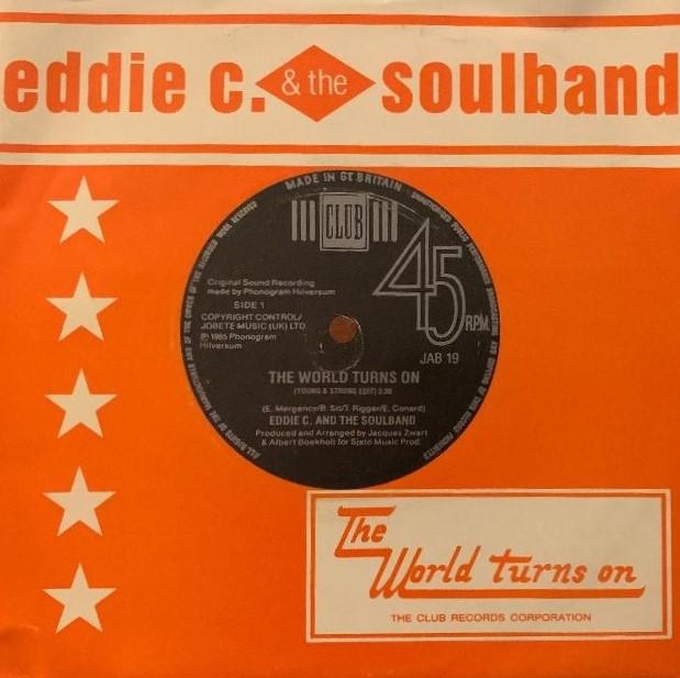 Eddie C. & The Soul Band