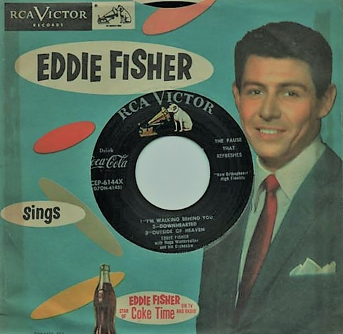 Coke Time(w/Eddie Fisher)