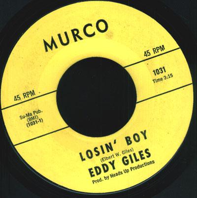 Eddy Giles