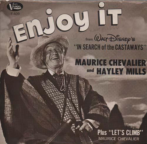 In Search Of The Castaways(Disney Film)