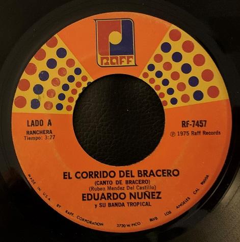 Eduardo Nuñez Y Su Banda Tropical