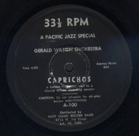 Gerald Wilson Orch