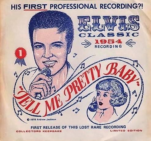 Elvis Presley(NOT)