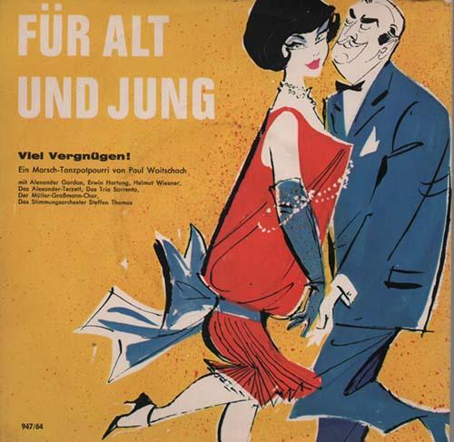 Für Alt Und Jung(German Songs )