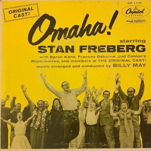 "Stan Freberg ""OMAHA"""