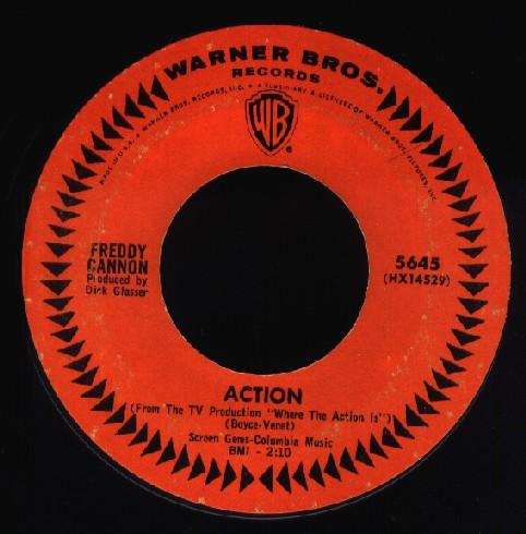 Freddie Cannon