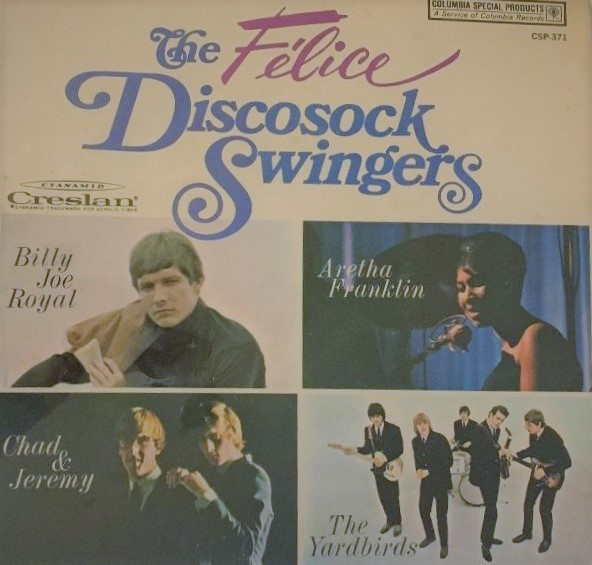 Felice Discosock Swingers(Yardbirds)
