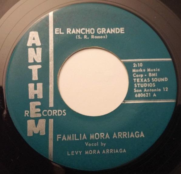 Familia Mora Arriaga
