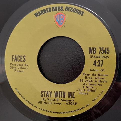 Faces(Rod Stewart)