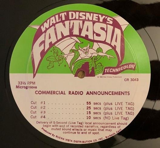 Walt Disney's Fantasia (1940)