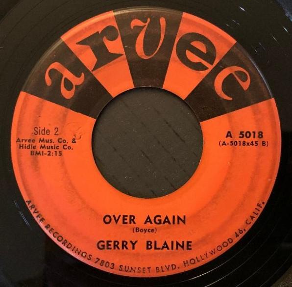 Gerry Blaine