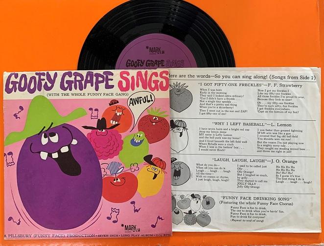 Goofy Grape & Friends