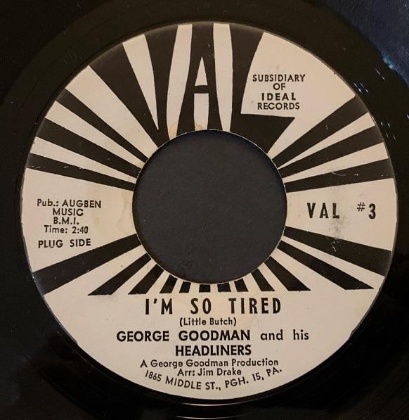 George Goodman & His Headliners