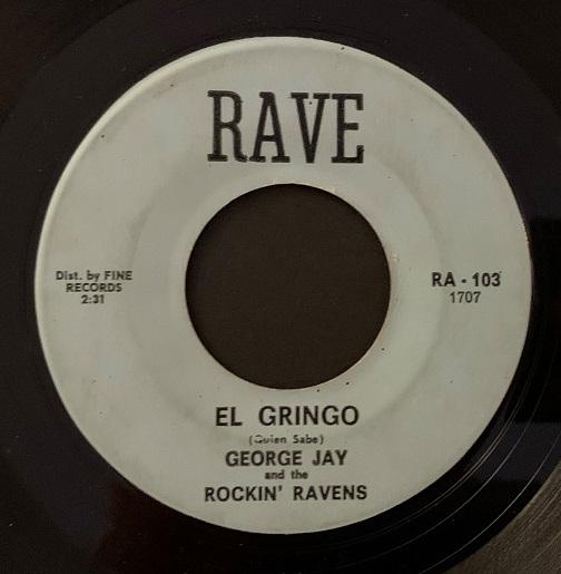 George Jay & The Rockin' Ravens