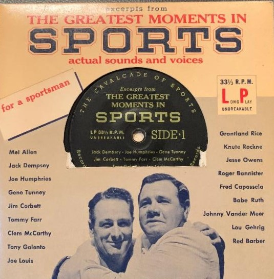 Great Moments In Sports