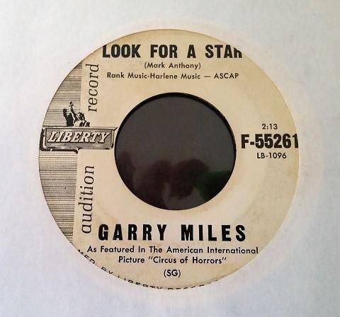 Garry Miles