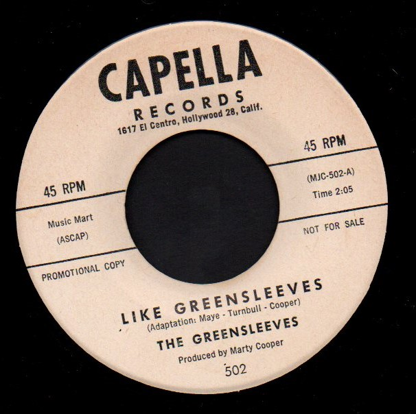 Greensleeves(The)