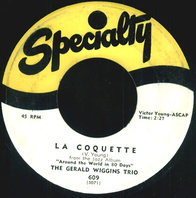 Gerald Wiggins Trio