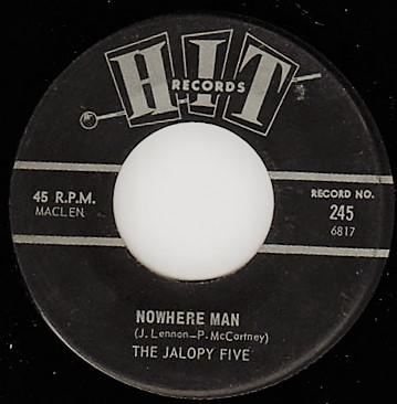 The Jalopy Five / Ed Hardin