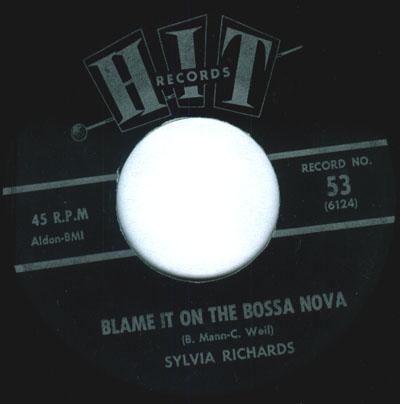 Sylvia Richards / Leroy Jones