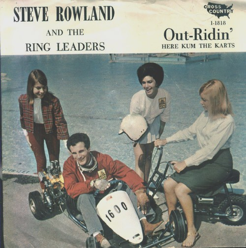Steve Rowland & The Ring Leaders