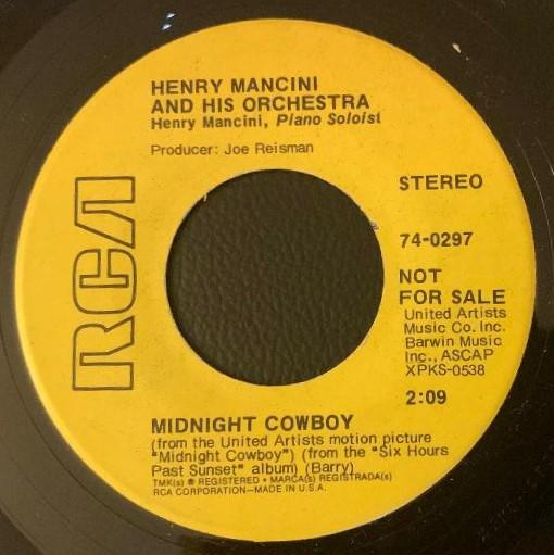 Midnight Cowboy(Henry Mancini)