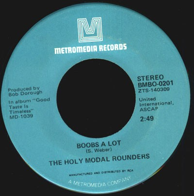Holy Modal Rounders