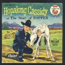 Hopalong Cassidy & Topper