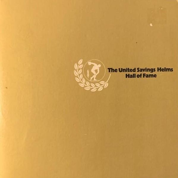 United Savings Helms Hall Of Fame