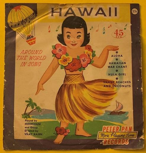 Hawaii(Mookleani & Group)