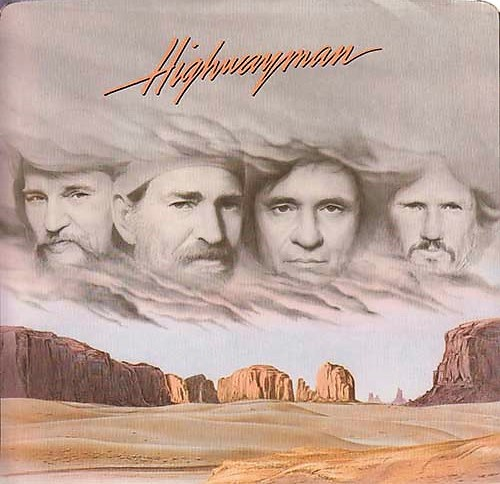 Waylon Jennings, Willie Nelson, Johnny Cash , Kris Kristofferson