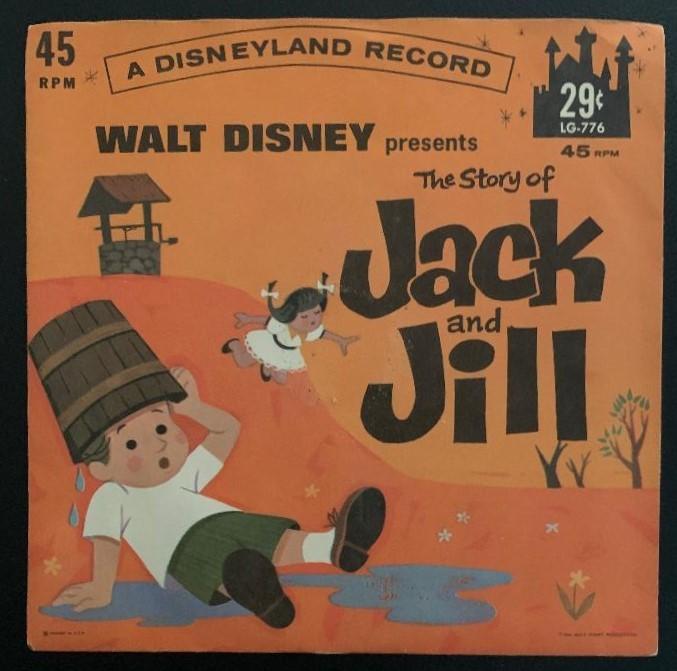 Walt Disney's Jack & Jill