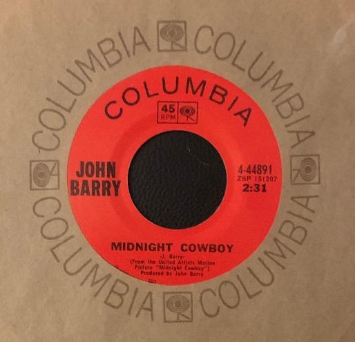 Midnight Cowboy(John Barry)