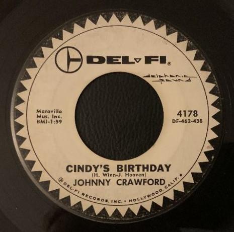 Johnny Crawford