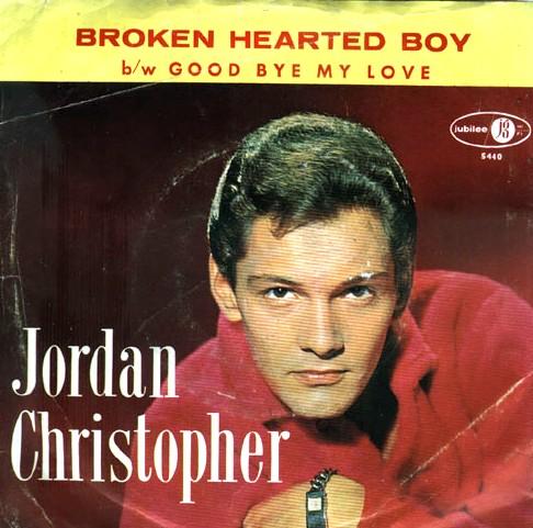 Jordan Christopher