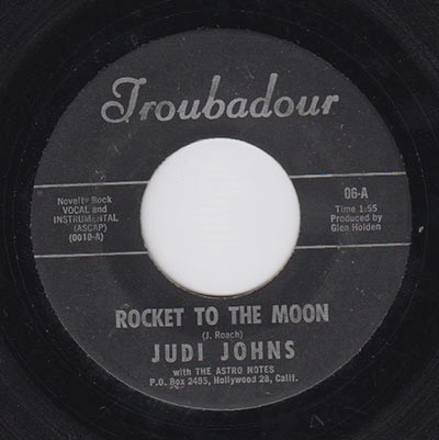 Judi Johns & The Astro-Notes