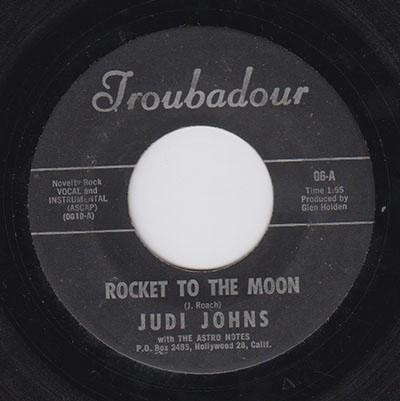 Judi Johns & The Astro-Notes