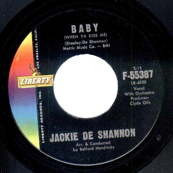 Jackie De Shannon(w/Sharon Sheely)