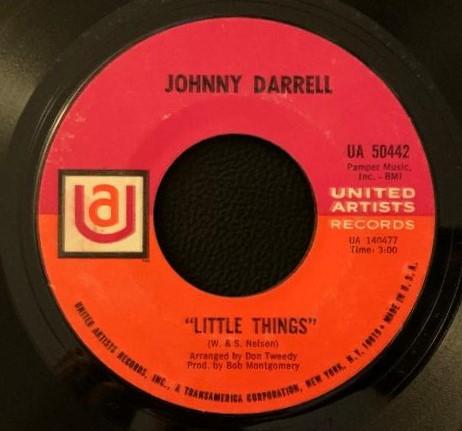 Johnny Darrell