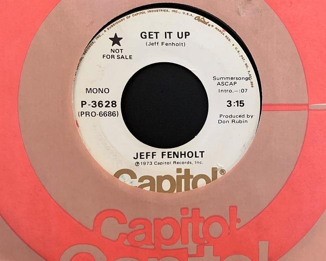 Jeff Fenholt