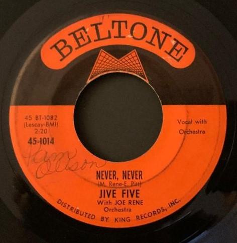Jive Five
