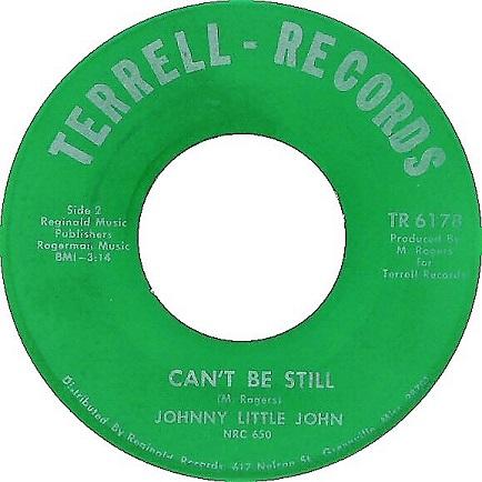 Johnny Little John